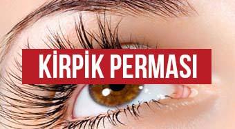 Kirpik Perması İzmir